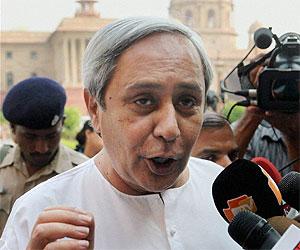 Naneen Pattnaik CM of Odisha