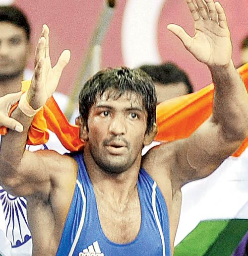 Yogeswar Dutt India's medal prospect in Incheon Asian games