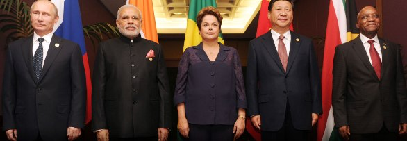 BRICS meeting in Brisbane