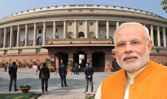 parliament-and-modi