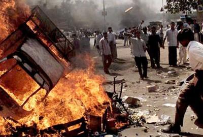 Kandhamal riot